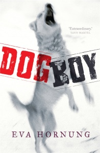 Eva Hornung's Dog Boy and the challenge to moral thinking; or Towards a Systems' Theory view of Subjectivity.