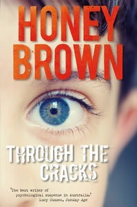 through the cracks brown