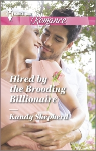 hired by brooding billionaire